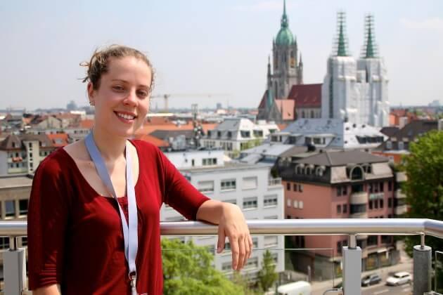 Bier statt Tapas – eine Spanierin in München