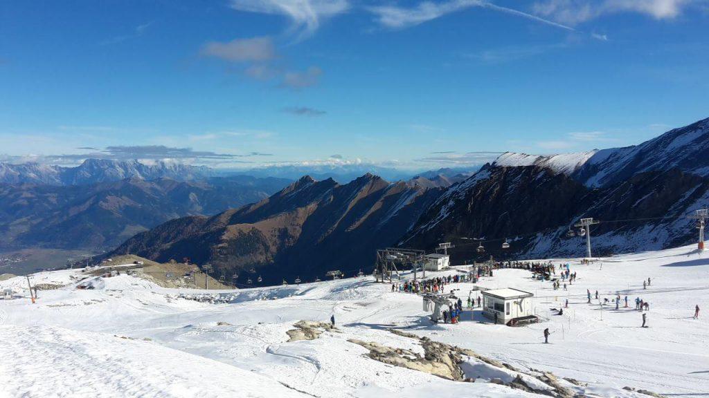 Skisaison gestartet am Kitzsteinhorn