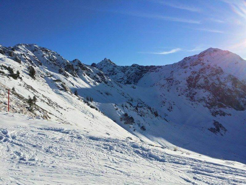 Skigebiete: Auf braunen Pisten ins neue Jahr