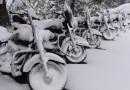 Motorrad einwintern – so funktionierts