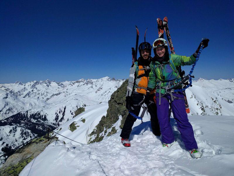 Tirol: Klettersteig und Freeriden im größten Skigebiet Österreichs