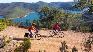Algarve das Mountainbike Paradies