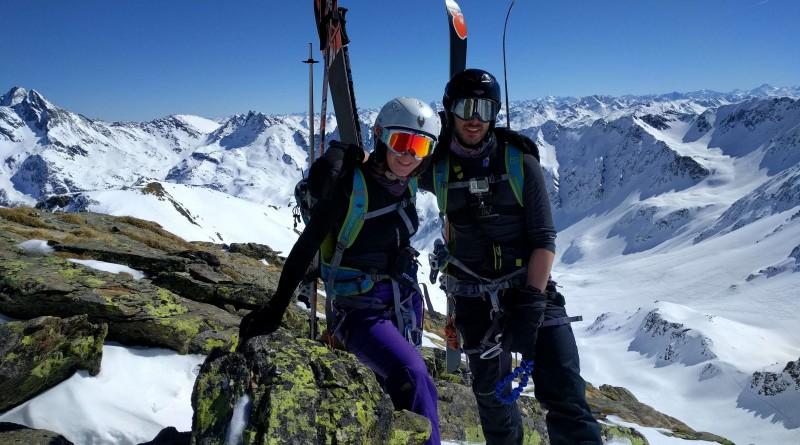 Tirol - Winterklettersteig