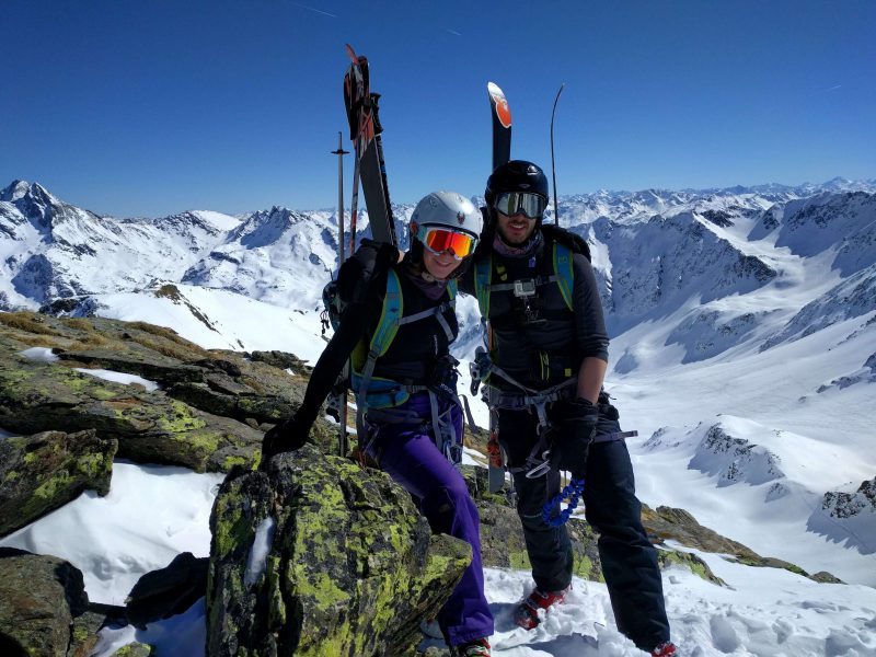 Winterklettersteig – Highlight am Arlberg in Tirol