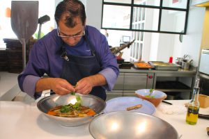 Algarve kochen an der Cataplana