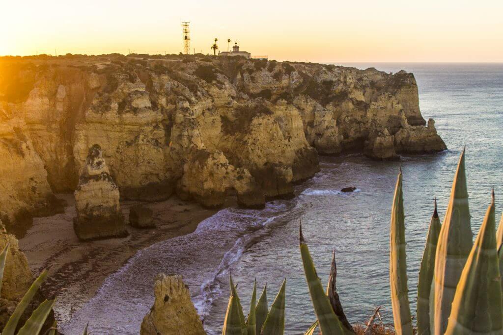 Algarve Titel Küste