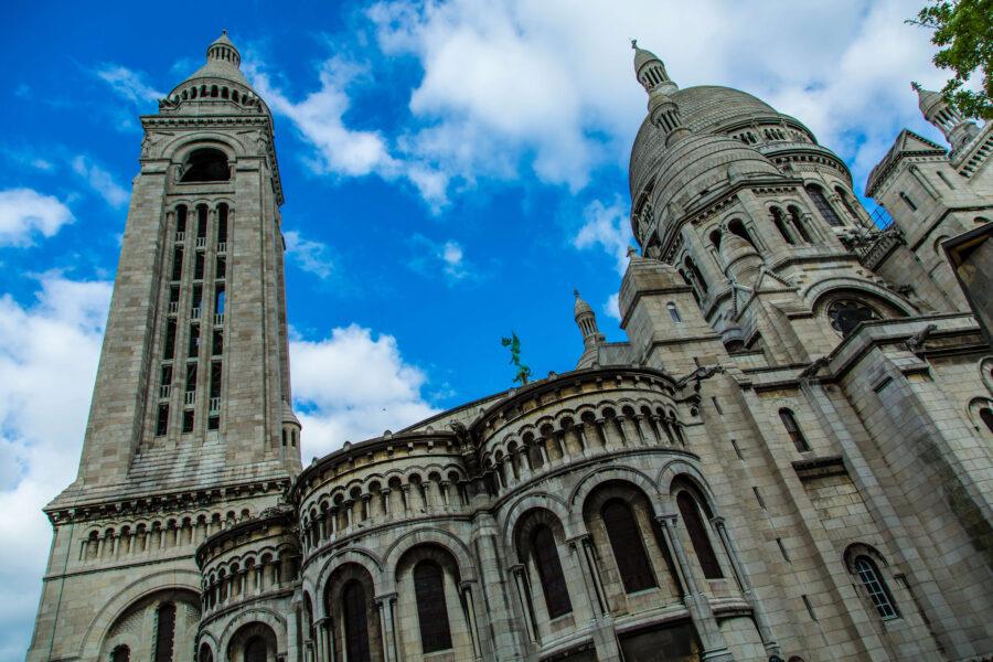 Paris - Sacre Coere