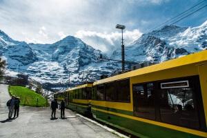 Interlaken -Jungfrau