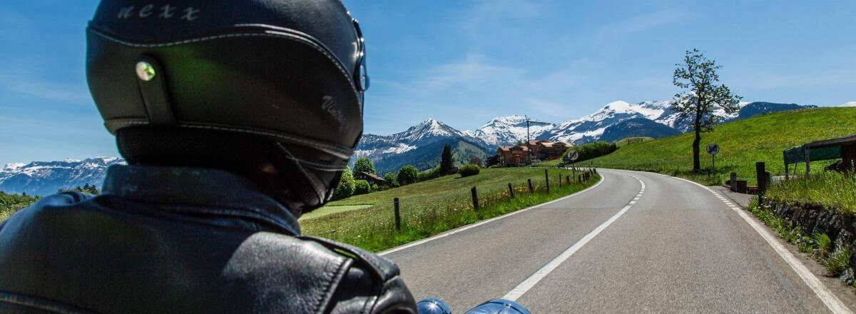 Die Grand Tour of Switzerland auf der Harley