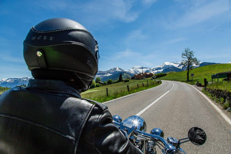 Die Grand Tour of Switzerland auf der Harley