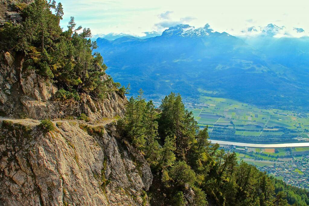 Wandern in Liechtenstein