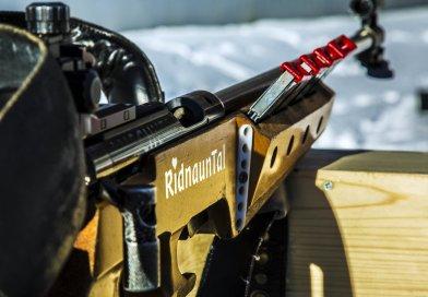 Biathlon im Ridnauntal – Schießen wie die Profis