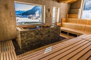 Biathlon Ridnaun Sauna