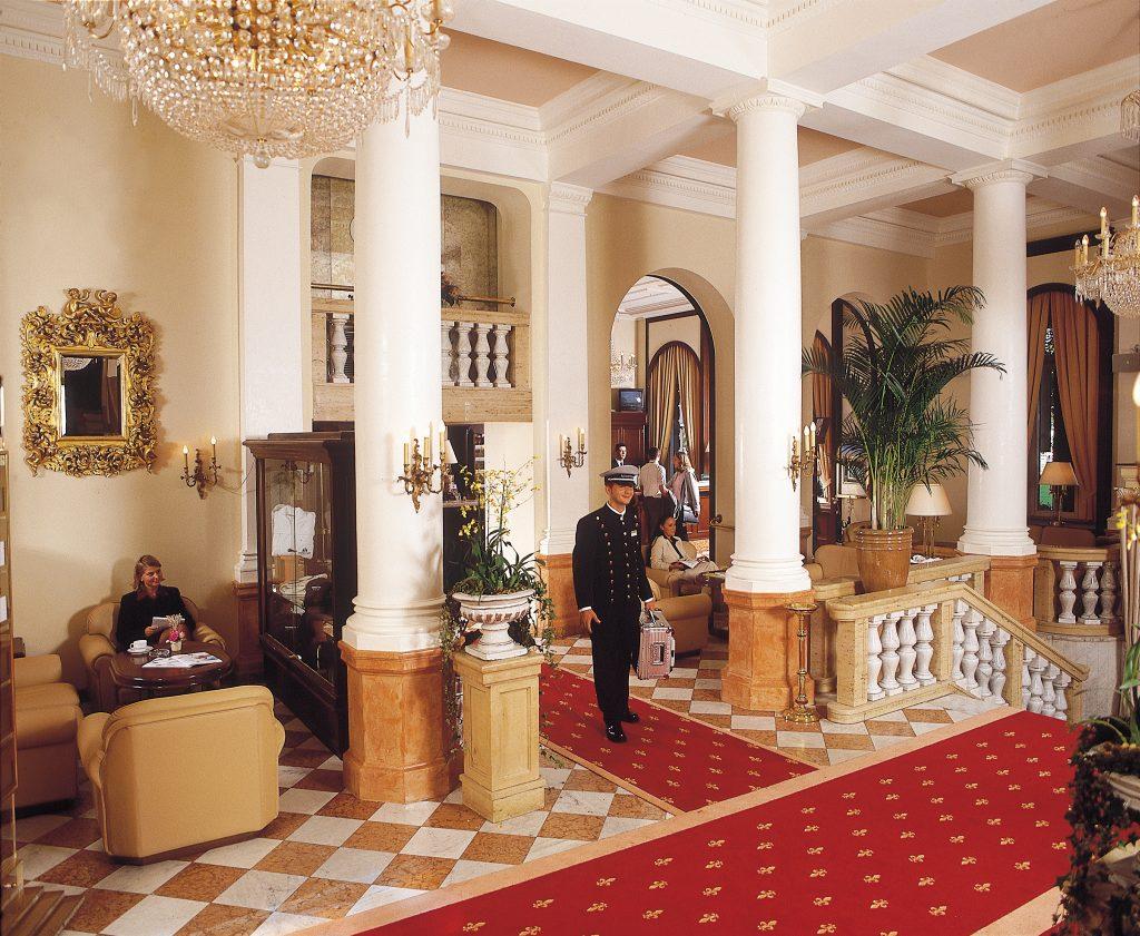 Maritim Hotel Mannheim - Lobby