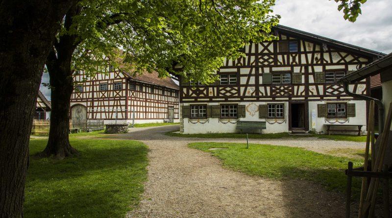 Radrunde Allgäu - Bauernhof Museum Illerbeuern