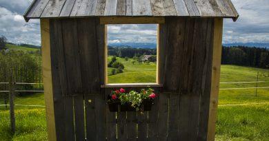 Radrunde Allgäu - Schaufenster