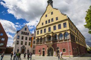Ulm - Schwörhaus