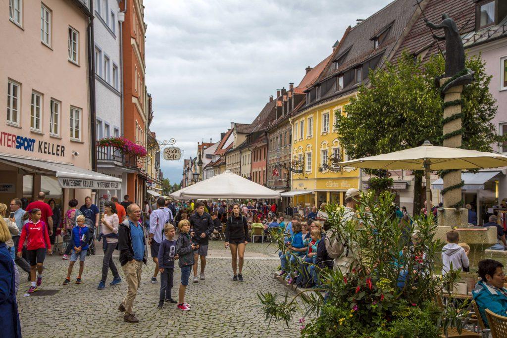 Das Herz der Stadt: Die Reichenstraße