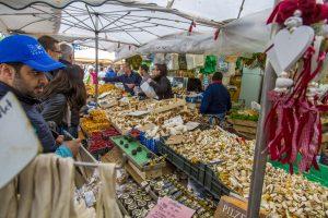 kulinarisch in München - Viktualienmarkt