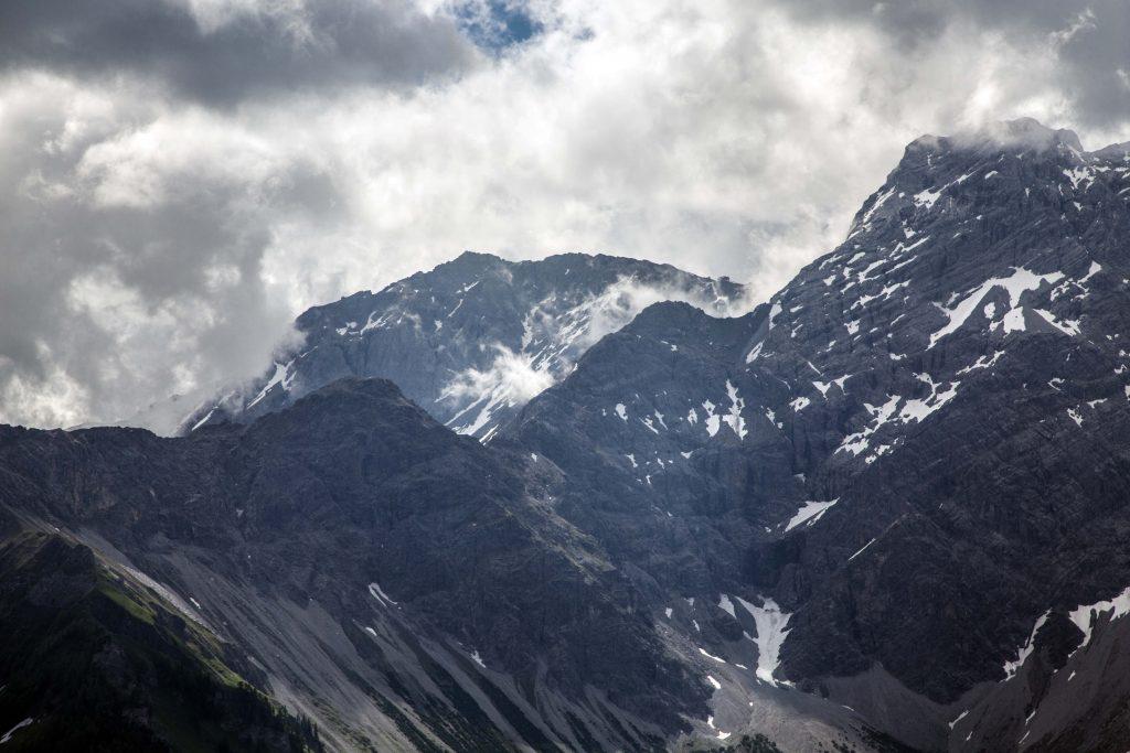 Liechtenstein - Berge Felsen