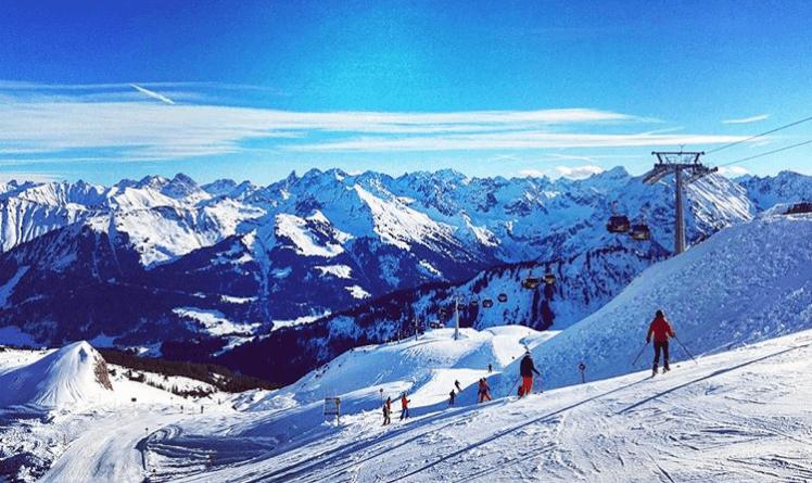 Skigebiet Hoher Ifen 2