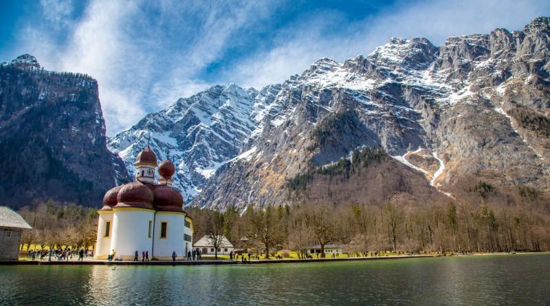 Paradies Bayern – ein Kurzurlaub am Königsee