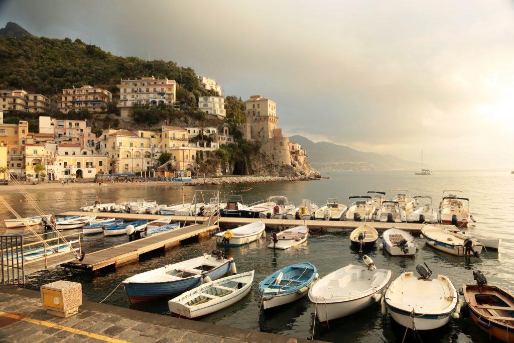 Amalfi Küste Italien