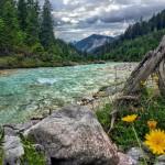 Der Isar-Radweg: Von der Quelle nach München
