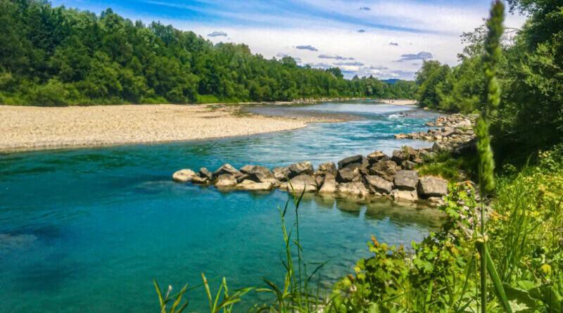 Der Illerradweg: Von Ulm nach Oberstdorf