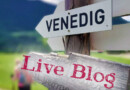 Live-Blog: Traumpfad München-Venedig
