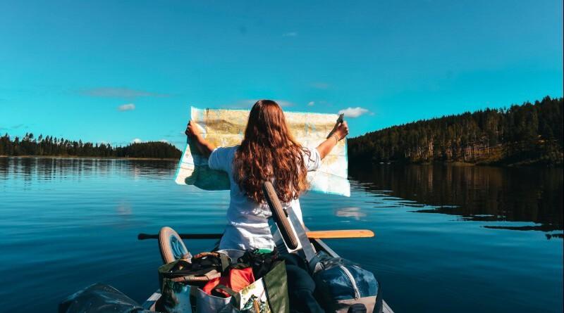 Kanutour Schweden - mit dem Kanu in der Freiheit