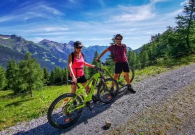 St. Anton am Arlberg im Sommer: Wandern, Klettern oder Mountainbiken
